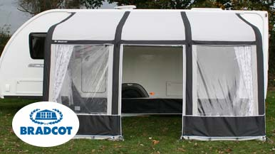 Stewart Longton Caravans Inflatable Awnings