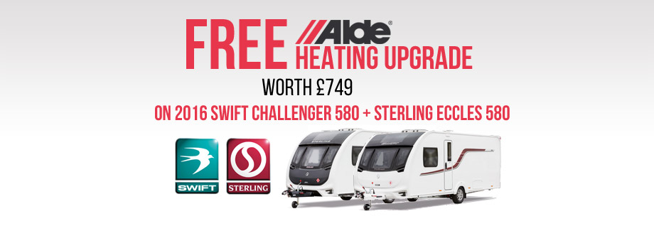 Free Aldge Heating Upgrade