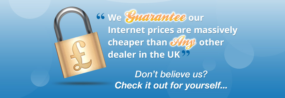 Guaranteed Lower Prices