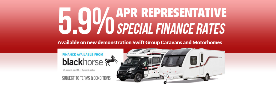 Special Finance Rates