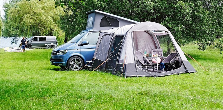 View all Camper King Campers External