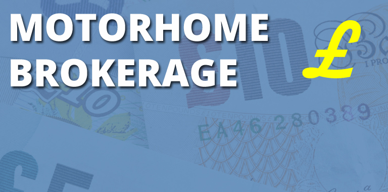 Motorhome Brokerage External