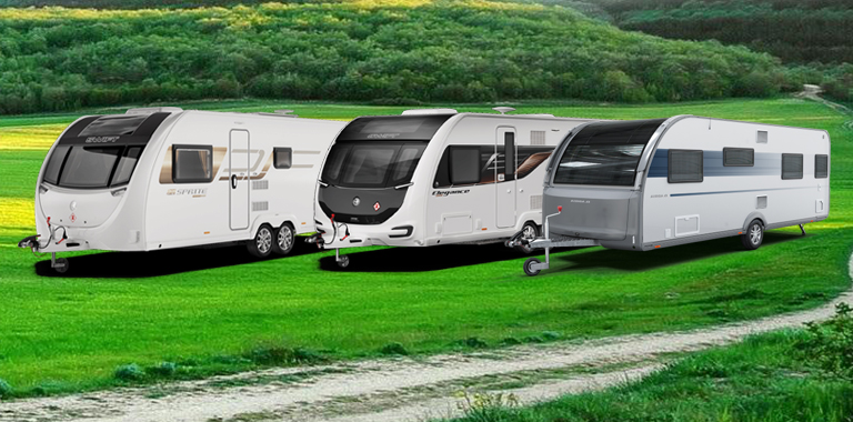 New Caravans External