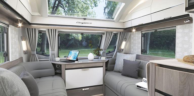 Swift Caravans Internal