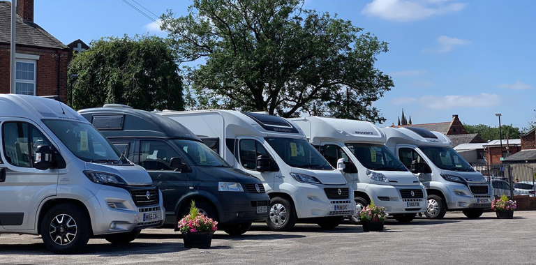 View all our used motorhomes External