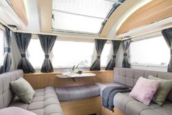 The 2017 Adria Adora caravan thumbnail
