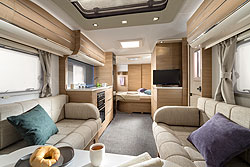 The 2019 Adria Adora caravan thumbnail