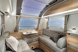 Stewart Longton Caravans, New Adria Altea Caravans