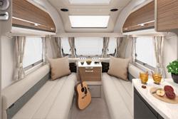 The 2019 Swift Eccles caravan thumbnail