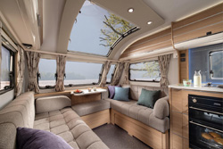 The 2020 Adria Adora caravan thumbnail