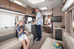 The 2020 Swift Eccles caravan thumbnail