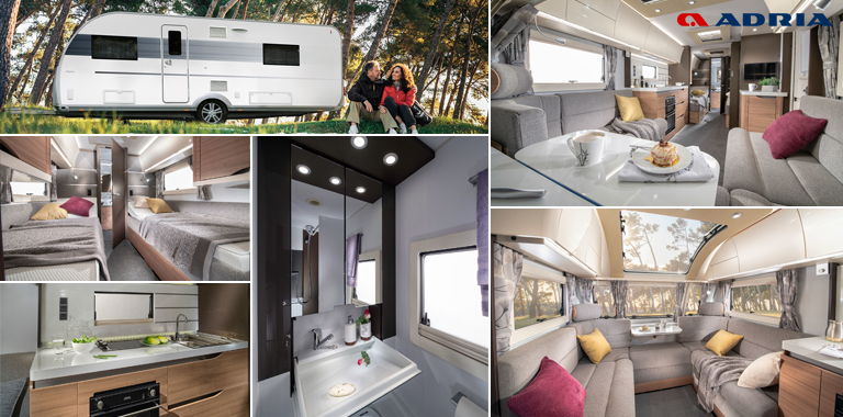 The 2021 adria alpina caravan thumbnail