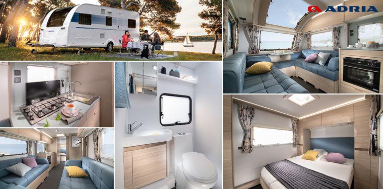 The 2021 adria altea caravan thumbnail