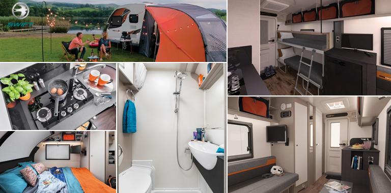 The 2021 Swift Basecamp caravan thumbnail