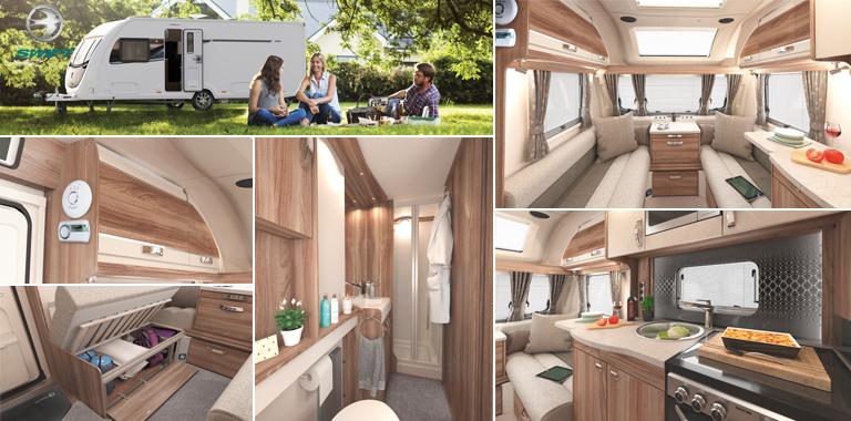 The 2021 Swift Challenger caravan thumbnail