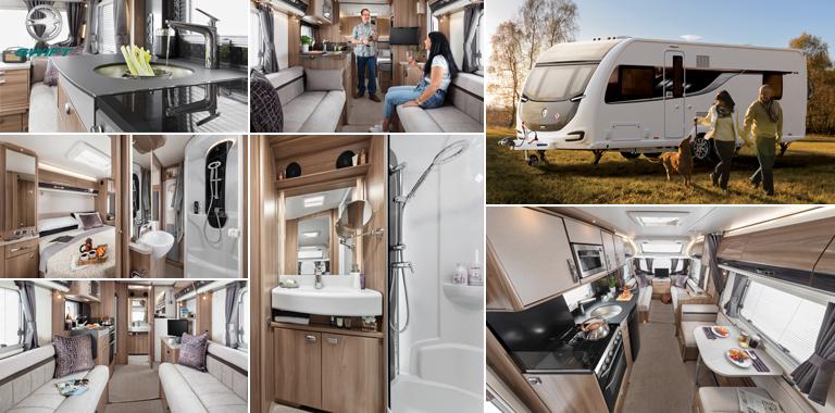 The 2021 Swift Elegance caravan thumbnail