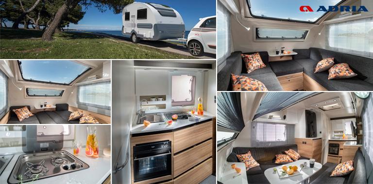 The 2022 Adria Action caravan thumbnail